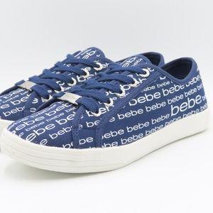 Bebe Daylin Logo Women's Sneakers Size 9